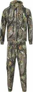 Camouflage-Tracksuit-Camo-Mens-Joggers-Hoody-Fishing-Hunting-Shooting-Real-Tree