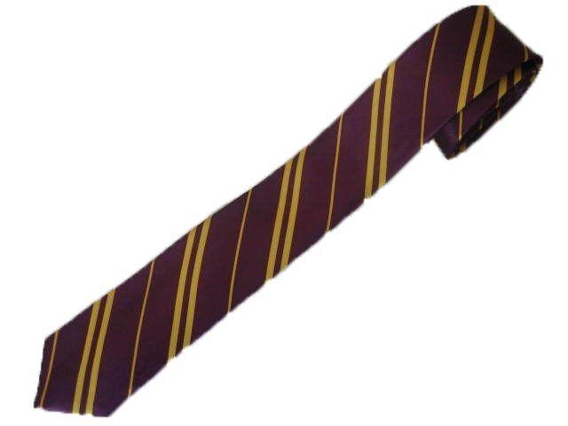 Harry Potter Tie Book Week Hogwarts Gryffindor Harry Potter Stripe Tie Book Week