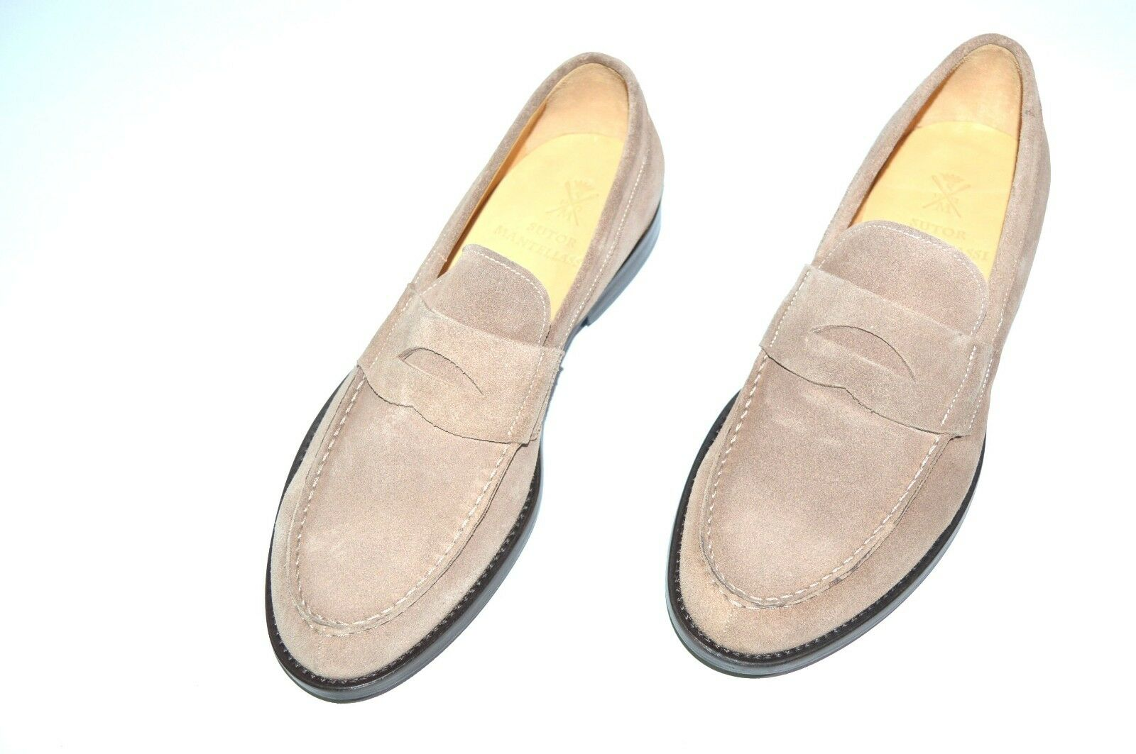 NEW 940,00 SUTOR MANTELLASSI  shoes Size Eu 40.5 Uk 6.5 Us 7.5 (Cod 161)