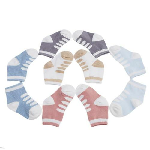 Winter Striped Terry Socks Thick Warm Children Infant Boys and Girls Baby Sock W
