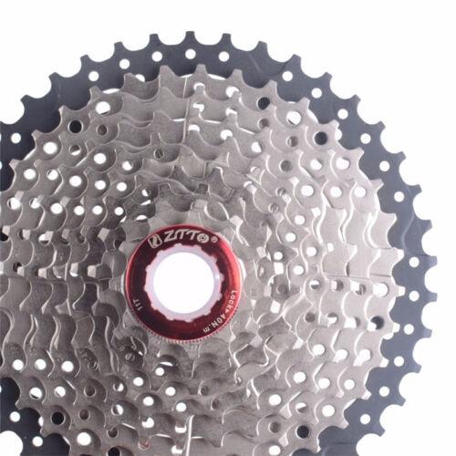 ZTTO 10 Speed MTB Road Bike Freewheel Bicycle Flywheel Cassette Sprocket 11-42T