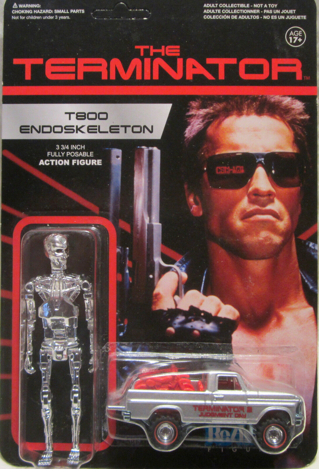 Hot Wtalons Personnalisé  Texas Lecteur 'em The Terminator Real Riders  bienvenue pour acheter