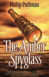 The-Amber-Spyglass-by-Pullman-Philip-Paperback-Book-The-Cheap-Fast-Free-Post