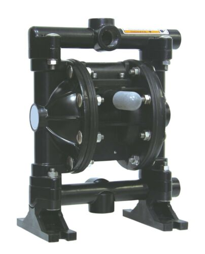 "220F NEW IN BOX! 1//2/"" Aluminum//Hytrel Pump Double Diaphragm Air Pump"