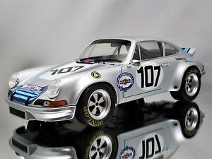 Solido-PORSCHE-911-RSR-107-TARGA-FLORIO-1973-Martini-Racing-Auto-modello-1-18