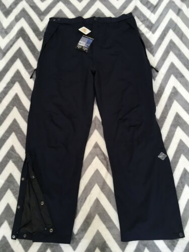 Details about  /Mens Stormtech H2Xtreme Waterproof Breathable Pants XL New With Tags Navy Blue