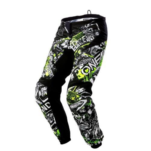 O/'Neal Element Attack KINDER Moto Cross Hose MTB MX Enduro Mountainbike Kids DH
