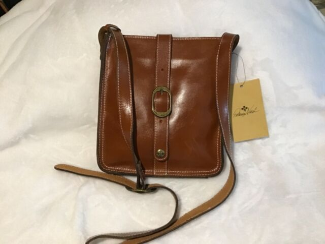 NWT PATRICIA NASH Italian Leather VENEZIA  Shoulder Bag CROSSBODY NWT