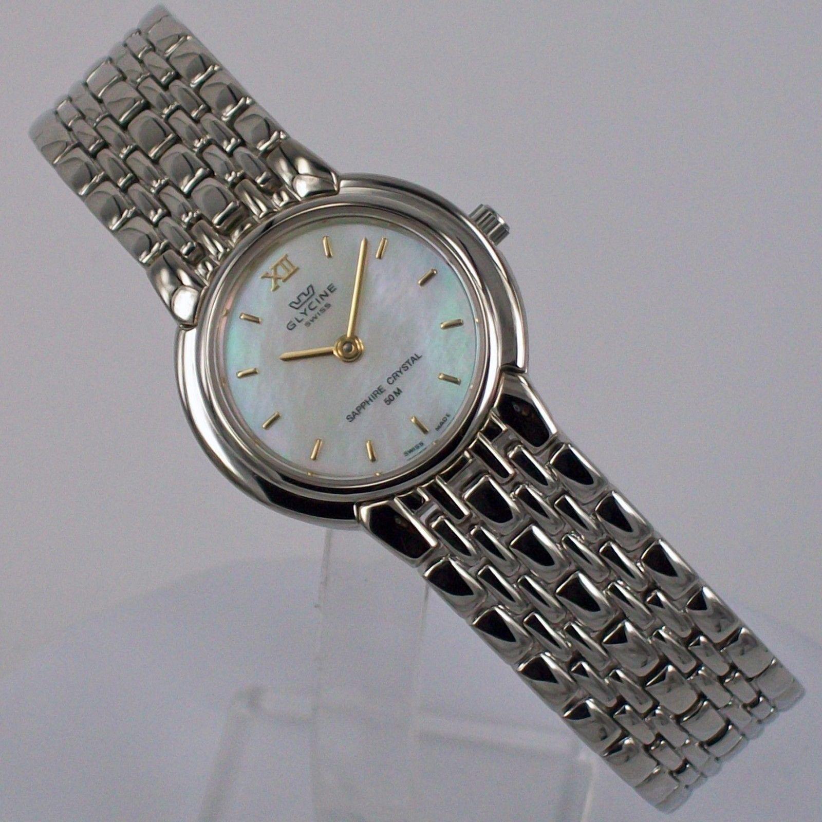 Elegante Glycine Reloj de Mujer Reloj de Cuarzo 3676.26NRP