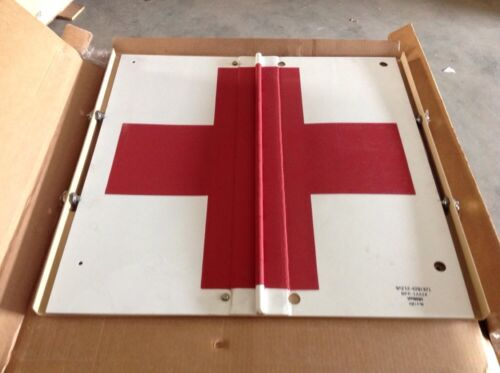 Red Cross Vehicle Marking 4291371