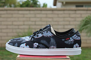 Vans LUDLOW Off The Wall 3d aloha black white
