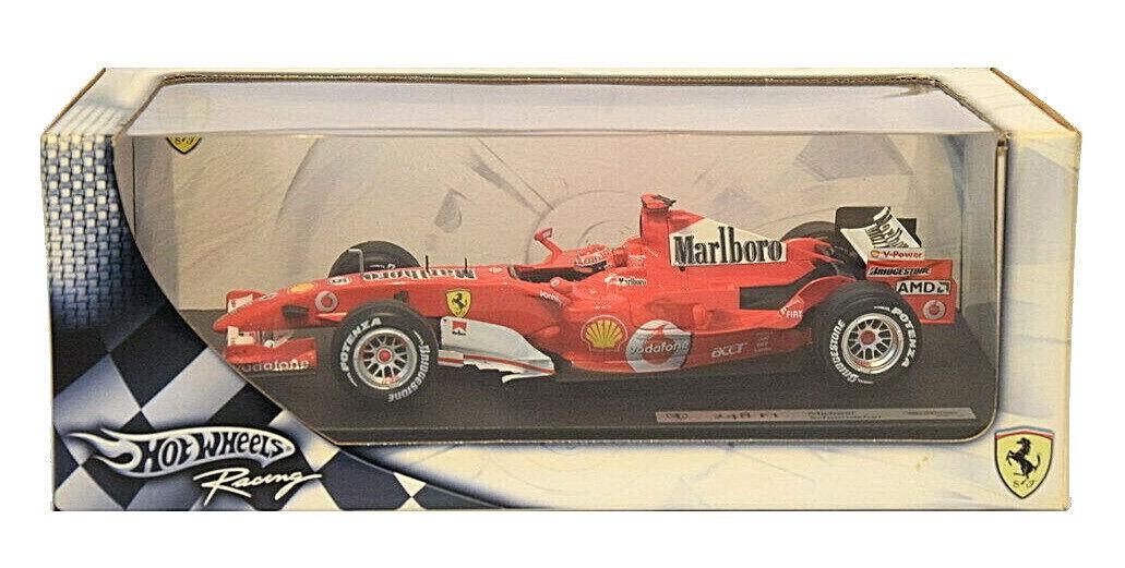 1 18 Ferrari 248F1 M.Schumacher 2006 • Full Tabacco • Tabak Werbung • in OVP