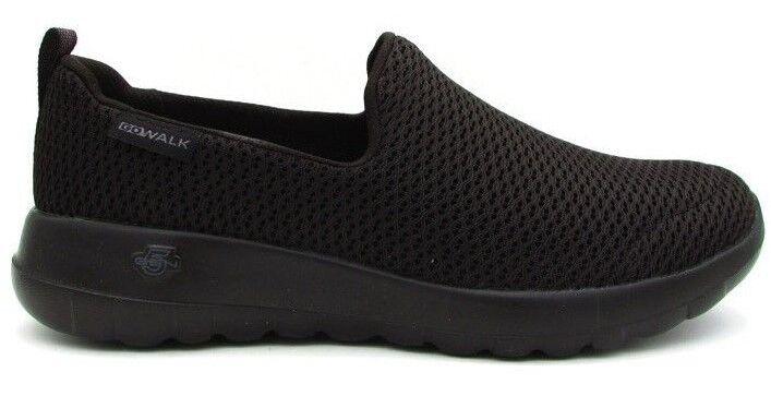 apresurado a ver Nuevo 2018 Skechers Go Walk Walk Walk Joy resbalón en el zapato para caminar entrenador Todo Negro Gogo Max  venderse como panqueques