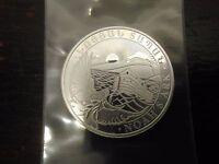 2012 Armenian 500 Drams Noah Noah's Ark 1 oz .999 Silver Coin