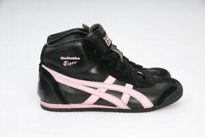Asics-Onitsuka-Mexico-66-Tiger-TOKYO-Mid-Runner-HK328-US-4-5-37-Rare-Shoes-Boots