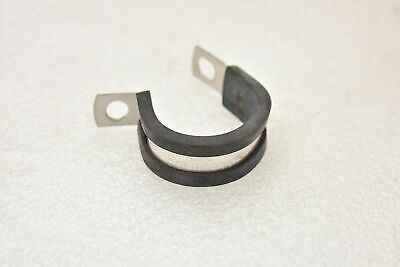 304 Stainless Steel COL2009SS 1-1//4 Cushioned EPDM Clamp 2UTF8 NIB 20 ea