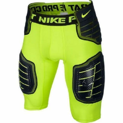 Nike Pro Hyperstrong 3.0 HardPlate Men/'s Football Shorts Style 584386-702 $90