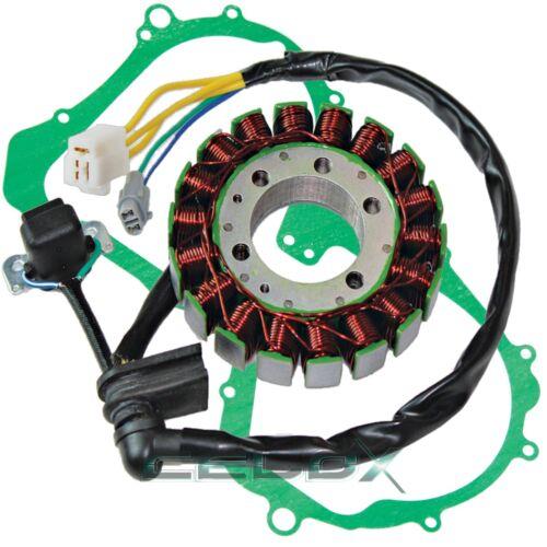 STATOR /& GASKET Fit SUZUKI LT4WD QuadRunner 1990 1991 1992 1993 1994 1995 1996