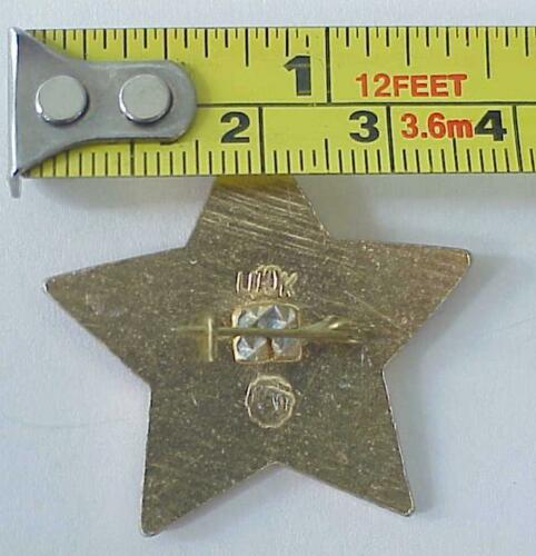 Details about  /1960 RUSSIAN SOVIET MILITARY RED STAR AWARD MEDAL ORDER COMMUNIST INSIGNIA BADGE