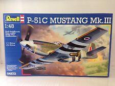 +++ Revell P-51C Mustang Mk.III 1:48 04872
