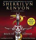 Born of Silence by Sherrilyn Kenyon (CD-Audio, 2013)