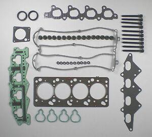 Cabeza-Junta-conjunto-Pernos-cabe-Ford-Escort-Fiesta-Orion-1-6-Zetec-16v-1992-00-Vrs