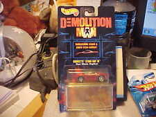 1993 Hot Wheels Demolition Man Corvette Sting Ray lll