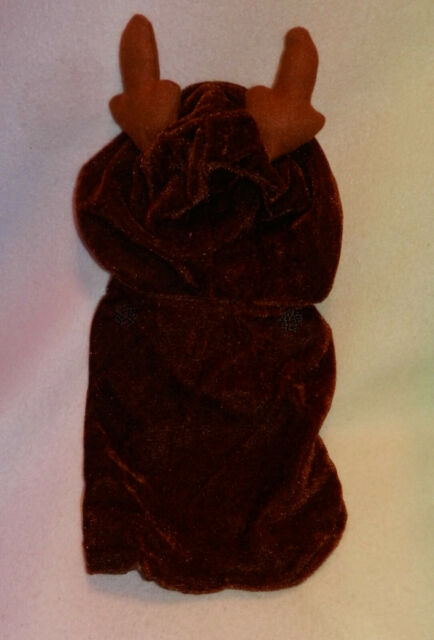 Brown with Hooded All in One - Size: Medium Age 7- COST-UNI NEW Bear Costume