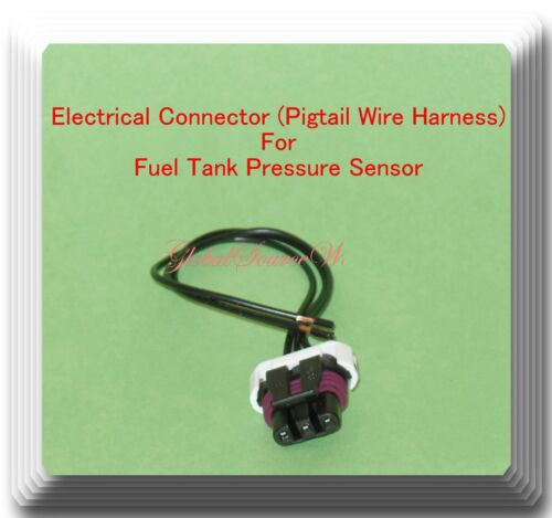 3 Wire Electrical Connector of Fuel Tank Pressure Sensor AS502 Fits Hyundai Kia