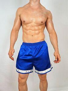 adidas satin soccer shorts