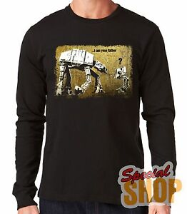 LONG-SLEEVED-T-SHIRT-LONG-034-STAR-WARS-I-AM-YOUR-FATHER-034-LONG-SLEEVE