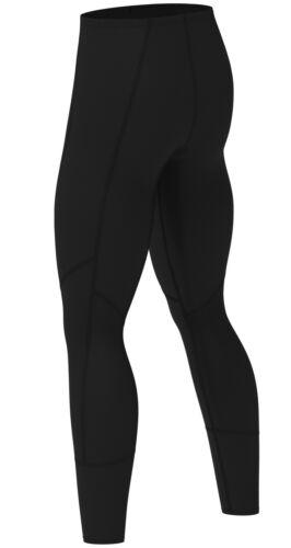 Mens compression Thermal Base layer long pants legging running fitness pant