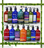 1 Bath Body Works Aromatherapy Eucalyptus Tea Sandalwood Lavender Lotion U Pick