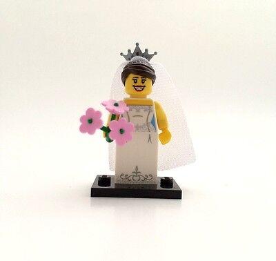 NEW LEGO MINIFIGURES SERIES 7 8831 - Bride