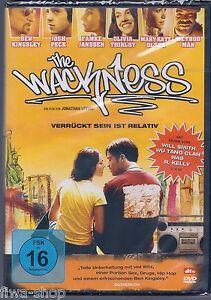 DVD-Wackness-verruckt-fou-etre-ist-relativement-drame