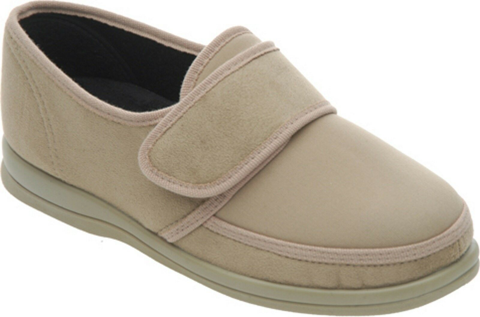 Cosyfeet Extra Roomy Spice shoes Neutral Womens UK 3 6E Fitting