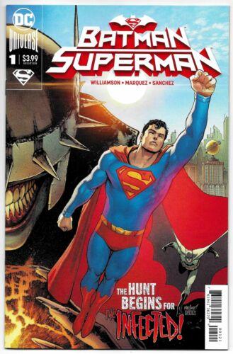 NM DC, 2019 Batman Superman #1 Superman Cvr