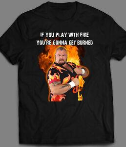 Bam Bam Bigelow Wrestling Legend T Shirt