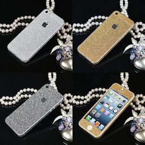 Schutzfolie-Aufkleber-Sticker-Glitzer-Bling-iPhone-SE-5S-6-PLUS-6S