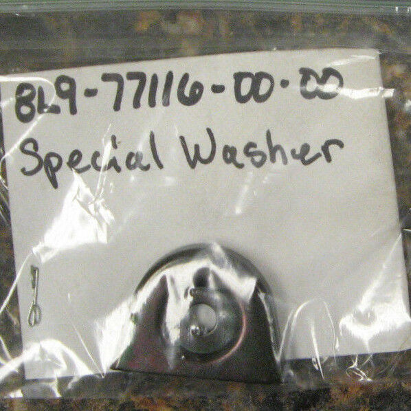 NOS YAMAHA 8L9 77116 00 WINDSHIELD SPECIAL WASHER SR540 XL540 SS440