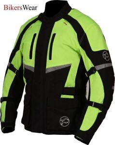 Buffalo-Alpine-Hi-vis-Textile-Waterproof-Motorcycle-Scooter-Touring-Jacket