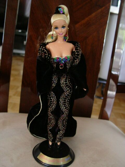 1995 Midnight Gala Barbie Doll #12999 Brand New no original box WITH DOLL STAND