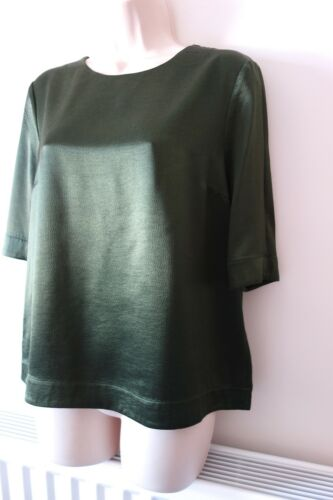 Satin Elizabeth Top And James L Taille YUHHqgxwE