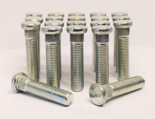 14.8mm 54mm Rosca Spline 20 X M12 X 1.5 Pernos de rueda de golpe en