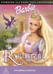 Barbie-In-Rapunzel