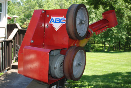 Baseball Pitching Machine Automated Batting Cages Excellent ABC