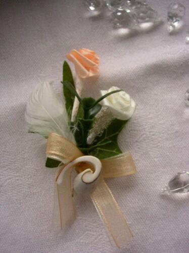 Élégante Mariage agrafe invités le pins Broche Mariage Fleurs le pins