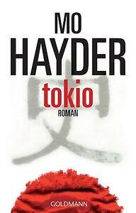 Tokio-Mo-Hayder-Thriller-Taschenbuch-Ungelesen