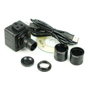 5.0 MP HD USB Mikroskop Digitale Elektronische Okular CMOS Kamera C Mount