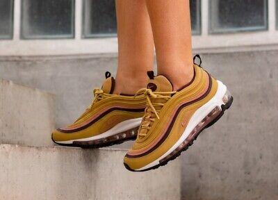 Nike Air Max 97 Wheat Gold Taille UK 5 EUR 38.5 921733 700 | eBay